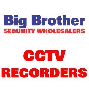 CCTV RECORDERS